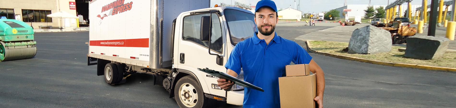 parcel delivery brantford